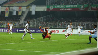 ​Goals from Jaime Santos and Jobbie Justin handed East Bengal a priceless 2-0 win over arch-rivals Mohun Bagan ​in the second Kolkata derby of the season in...