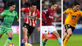 El pasado fin de semana fue con claroscuros para lamayoría de los jugadores mexicanos que se encuentran probando suerte en Europa. Dos de los más destacados...