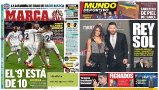 Super Deporte sitúa hoy en portada a las dos nuevas incorporaciones del Valencia CF, Rubén Sobrino y Rongaglia, llegados a última hora del mercado de fichajes...