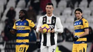 LaJuventuspareggia3-3 contro il Parma nella terza giornata di ritorno di campionato e allunga +9 dal Napoli che habattutola Sampdoria oggi pomeriggio....