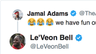 TheLe'Veon Bell sagais going to dominate theNFLoffseason storylines, and it has already begun. His twitter activity isn't helping. The polarizing running...