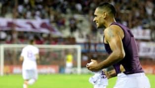 El delantero correntino, surgido en las inferiores de River Plate, volvió aLanúspara seguir escribiendo su historia en la institución granate. Ante Colón...