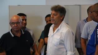Nesse início de ano, oGrêmiotentou realizar pelo menos uma grande contratação, tendo mirado no meio-campista Thiago Neves e no lateral-esquerdo Adriano....
