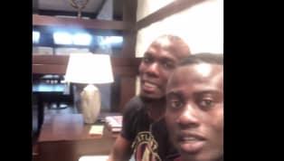 ElAtlanta Unitedanunció el martes la firma deldefensor,Florentin Pogba; hermano del internacional Paul. Se trata de unveterano de la Ligue 1 de...