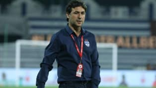 ​Bengaluru FC coach Carles Cuadrat has expressed his discontent with the refereeing standards in his team's 2-2 draw against Kerala Blasters in the ​Indian...