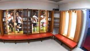 En los últimos encuentros disputados en el Monumental,Riverno pudo utilizar el vestuario habitual porque se encontraba en refacciones. La idea de la...
