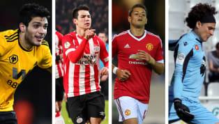 Han sido varios los jugadores mexicanos que han salido a probar suerte al Viejo Continente. Algunos con más fortuna que otros, pero cada uno tuvo una...