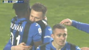 ILICIC:  الدوري الإيطالي : أتلانتا 1 × 1 سبال .. الهدف الأول لأتلانتا .. #AtalantaSpal pic.twitter.com/zpc6HvYlde — ElcalcioTV الحساب الإحتياطي...