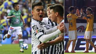 Con un Monterrey más puntero que nunca, León y Ángel Mena en nivel superlativo y un muy buen partido de fútbol en Aguascalientes entre Chivas y Necaxa, ha...