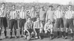 Ocho de los diez equipos fundadores del Campeonato Nacional de Liga disputaron esa primera jornada en el año 1929 y desde la cuenta oficial de Twitter de...
