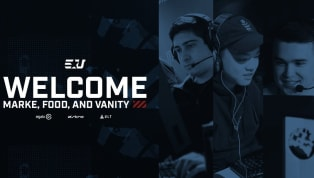"""EUnited acquired Counter-Strike: Global Offensive playersAnthony """"vanity"""" Malaspina, Victor """"food"""" Wong and Edgar """"MarKE"""" Jimenez from Swole Patrol on..."""