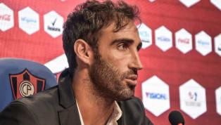 Roberto Nanni, gerente deportivo de Cerro Porteño, brindó una conferencia de prensa donde habló del superclásico que se viene y dijo que espera un arbitraje...