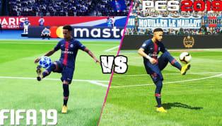 Câu hỏi thường hay được người chơi đưa ra là: FIFA và PES, game nào biểu diễn kỹ thuật ảo diệu hơn và 'mượt' hơn? Đoạn video sau đây sẽ cho chúng ta cái nhìn...
