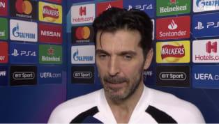 Gigi Buffon, portiere del Paris Saint-Germain, ha parlato ai microfoni di Sky Sport dopo la bella vittoria della sua squadra in casa del Manchester United,...