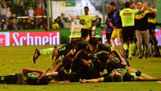 Con Morro García encendidísimo (fue el goleador del campeonato con 17 tantos), Godoy Cruz fue el responsable de darle algo de suspenso al desenlace de la...
