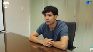 Tiền đạo Nguyễn Công Phượng đã dành một chút thời gian để trả lời phỏng vấn kênh Youtube chính thức của CLB Hoàng Anh Gia Lai trước khi lên đường sang Hàn...