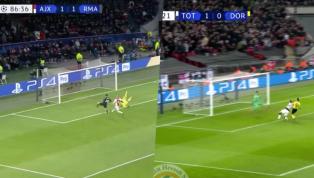 Jan Vertonghen lập công vào lưới Borussia Dortmund giúp Tottenham Hotspur nhân đôi cách biệt ở phút 83, và bàn thắng này giống hệt pha lập công của Marco...