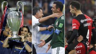 Leyenda absoluta de la selección mexicana y multicampeón en Europa, Rafael Márquez cumplió 40 años este día. Hoy está fuera de las canchas porque el retiro es...