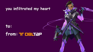 ​Overwatch Valentines cards are on the minds of players and fans one day each year, and that day is today! As people around the world celebrate the holiday of...