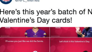 ​It's Valentines Day...which can only mean two things in the beautiful world of sports: ​trolling and looking for love on social media.  Perhaps a more...