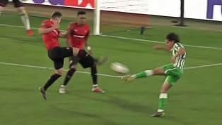 El día de hoy se llevó a cabo el partido debut de Diego Lainez en la Europa League, en el partido entre el Real Betis Balompié contra el Rennes de Francia,...