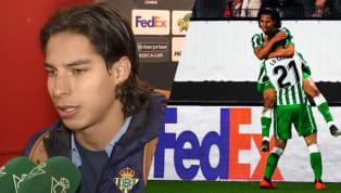 El día de ayer fue el debut de Diego Lainez en la Europa League, donde tuvo que entrar temprano en el primer tiempo debido a una lesión que mermó el ataque...