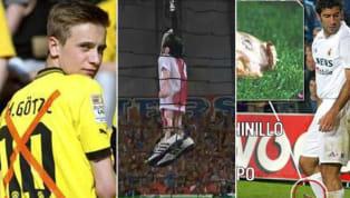 Jugar con la camiseta del acérrimo rival es una de las mayores traiciones que el fútbol registra desde tiempos inmemoriales. Lamentablemente para los...