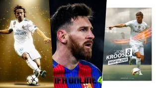 Sau đây là top năm ngôi sao có khả năng kiến tạo và chuyền bóng 'khủng' nhất trong game FIFA Online 4, và hai trong số đó đến từ Real Madrid: Luka Modric và...