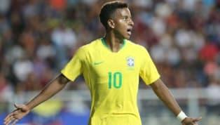 O atacante Rodrygo participou na última quinta-feira (14) no CT Rei Pelé do seu primeiro treinamento sob o comando do técnico Jorge Sampaoli. De acordo com o...