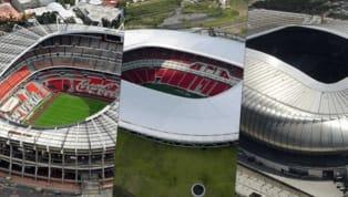 En un estudio realizado por Referee, se presentan los 10 estadios del fútbol mexicano que más aficionados han albergado en los últimos cinco años. Tigres ha...