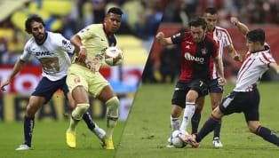 Este fin de semana, la fecha 7 de la Liga MXnos traerá dos apasionantes clásicos: el Capitalino entre Pumas y América, y el Tapatio entre Chivas y Atlas....