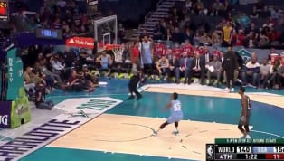El jugador estrella delUtah JazzDonovan Mitchellfue motivo de burlas y risas en las redes sociales luego de una pifia durante el NBA Rising Stars que se...