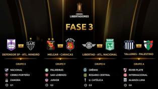 La CopaLibertadores, el máximo torneo de clubes del continente americano, entra en su recta final. Resta disputarse el último eslabón de las rondas...