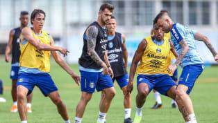 Embalado pelas goleadas consecutivas e recente conquista da Recopa Gaúcha, o Grêmio entra em campo neste domingo (17) pela sétima rodada do Estadual, contra o...