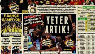 Galatasaray'ın 4-1'lik Kasımpaşa galibiyeti, Trabzonspor'un 2-0'lık Aytemiz Alanyaspor yenilgisi günün haberlerinde ağırlıklı olarak işlendi. Haftanın ilk...