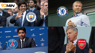 Dưới đây là danh sách 10 ông chủ giàu có nhất làng bóng đá do Daily Mirror tiết lộ. Đáng chú ý trong số này, có tới 5 cái tên đến từ Premier League. Chứng tỏ...