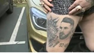 A Dutch based ​Real Madrid die-hard fan has face a pretty difficult situation from his latest trip to a tattoo salon after his desire of ​getting Sergio...