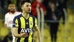 Fenerbahçe'de sakatlığı bulunan Tolgay Arslan, bugün yapılan antrenmanda takımla birlikte yer aldı. Spor Toto Süper Lig'in 23. haftasında Beşiktaş ile...