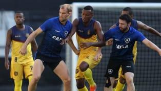 Depois de três vitórias consecutivas, além da classificação para as segunda fase da Copa do Brasil,o Botafogo finalmente começou a se encontrar na...