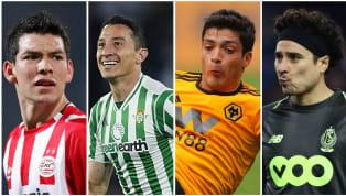 El pasado fin de semana fue de poca actividad para la mayoría de los jugadores mexicanos que militan en las principales ligas deEuropa. Aquí hacemos un...