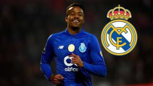 """Theo tin mới nhất từ Marca, Real Madrid đã hoàn tất xong các thỏa thuận chiêu mộ trung vệ tài năng Eder Militao của Porto. Marca's Cover   """"Only thing left..."""