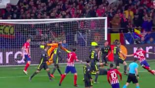 Atletico Madrid cuối cùng cũng có thể phá vỡ thế cân bằng với bàn mở tỉ số của Gimenez vào lưới Juventus ở phút 78 trận đại chiến lượt đi Champions League...