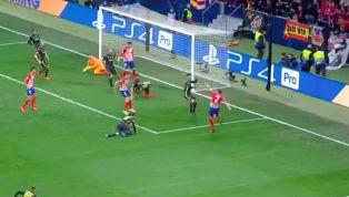 Sau khi Jose Gimenez mở tỉ số thì đến lượt Diego Godin ấn định chiến thắng 2-0 cho Atletico Madrid ngay trước mặt Cristiano Ronlado ở phút 83. Từ một pha đá...