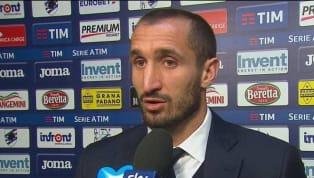 A fine partita, a caldo, Giorgio Chiellini si è fermato ai microfoni di Sky Sport per commentare la sconfitta della Juventus in casa dell'Atletico Madrid....