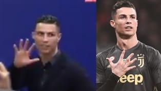 A Cristiano Ronaldo no le sentó para nada bien la derrota de la Juventus en el Wanda Metropolitano ante elAtlético de Madrid, durante la ida de los Octavos...