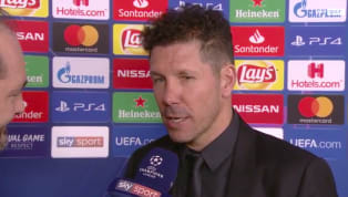 """""""Anche con il Dortmund abbiamo fatto un'ottima partita. Per questa gara abbiamo recuperato dei giocatori importanti come Diego Costa, siamo riusciti a fare..."""