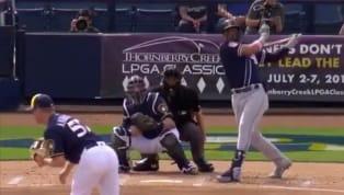 El martes continuó la acción de la pretemporada de la MLB en la cualel dominicano Fernando Tatis Jr. sonó jonrón en victoria de losPadres de San...