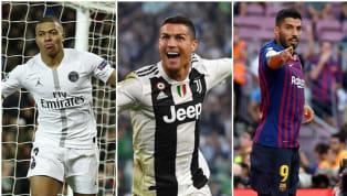 Tờ Four Four Two mới đây đã công bố danh sách 10 tiền đạo xuất sắc nhất thế giới với khá nhiều bất ngờ. Xếp ở vị trí số 1 là tiền đạo Cristiano Ronaldo của...