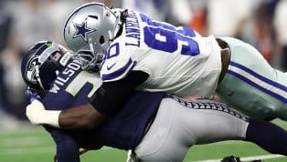 LosDallas Cowboyscolocaron oficialmente etiqueta de franquicia aDeMarcus Lawrence, pero no se espera que firmen al ala defensiva. El jugador de 26 años...