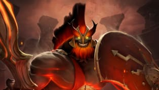 """Dota 2 new hero Mars was released Tuesday by Valve, adding the god of war to the Dota 2 hero roster. """"Abandoning the callous ways of his past and embracing..."""